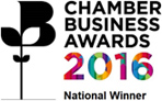 Chamber Business Awards 2016 Winner
