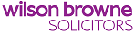 Wilson Browne Solicitors logo