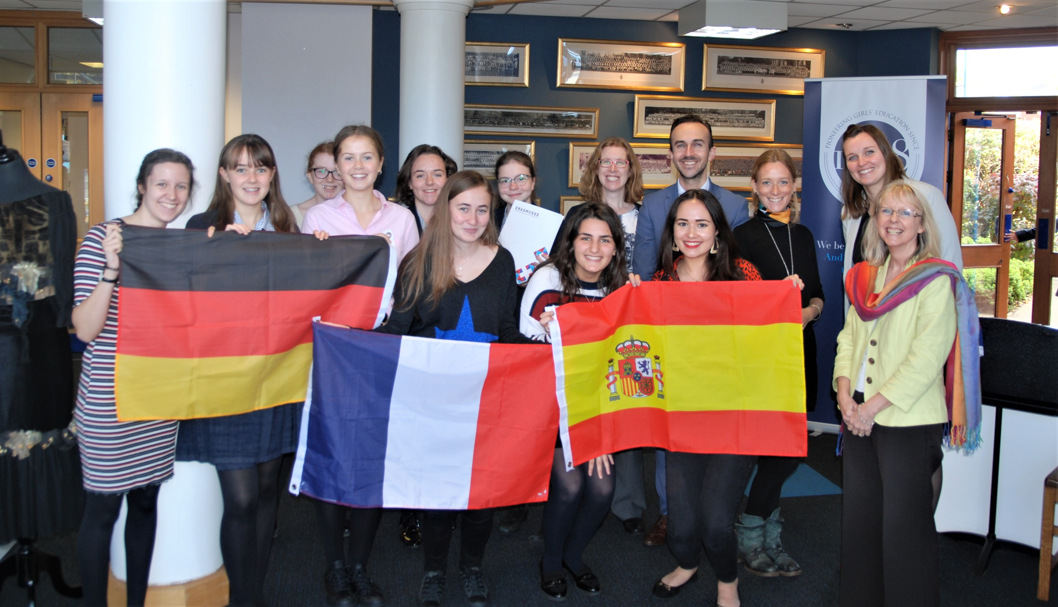 Northampton High School Receives a Prestigious British Council National eTwinning Award