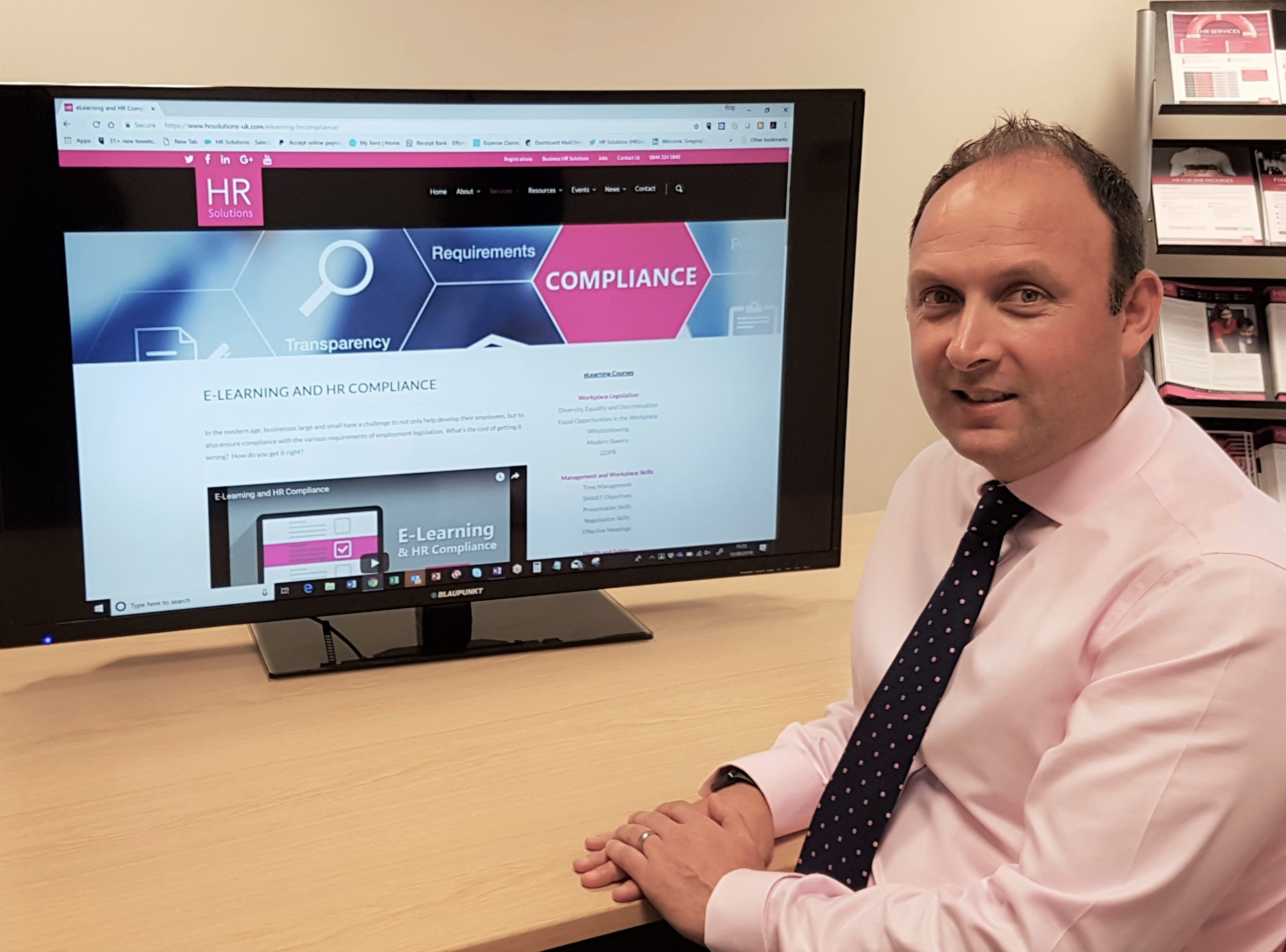 HR experts launch e-learning system to help businesses comply with employment legislation