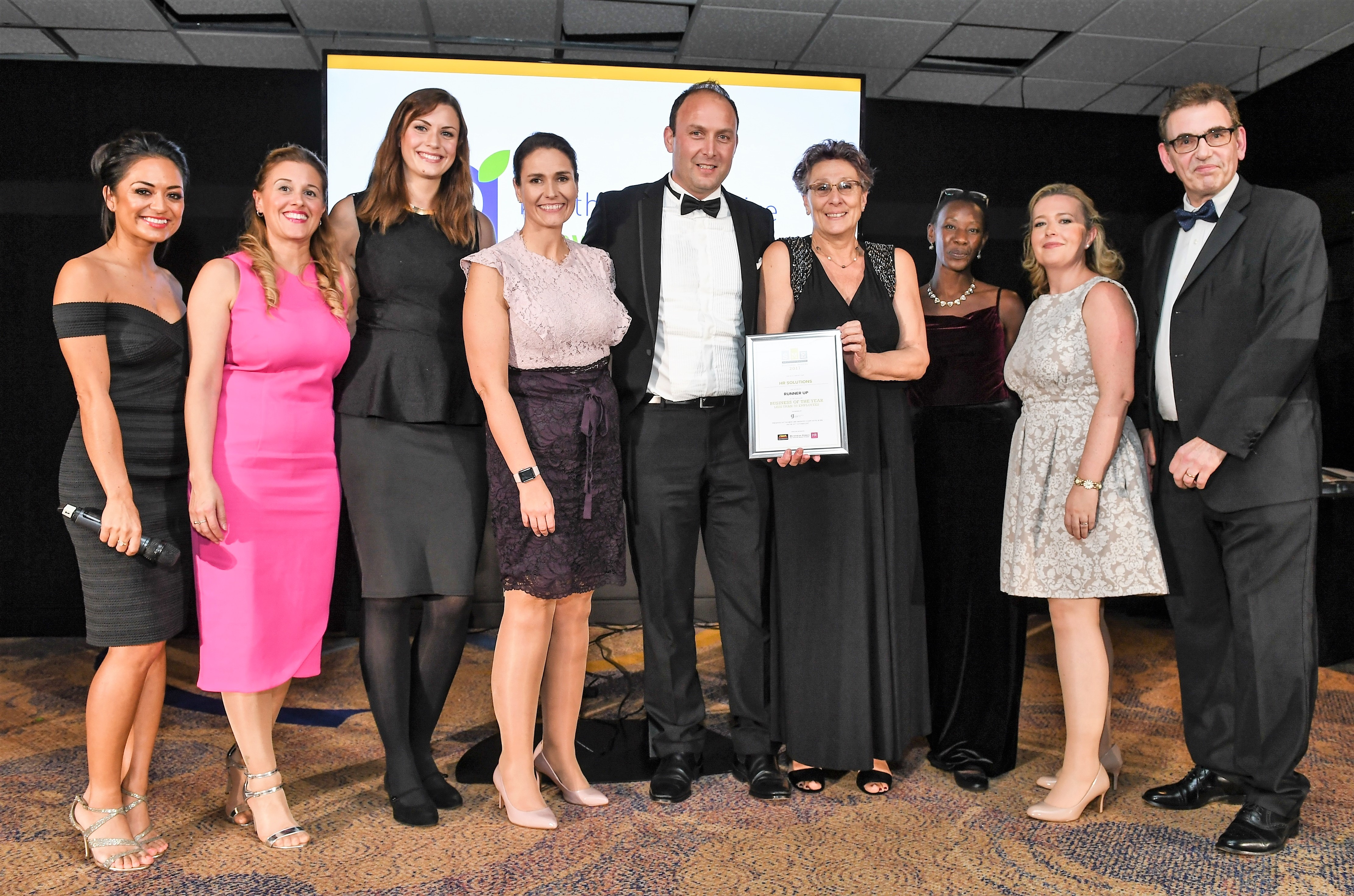 Kettering HR firm through to national award finals