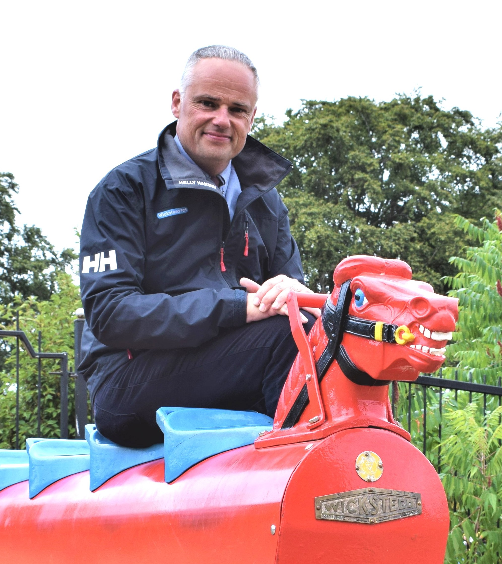 Wicksteed Park appoints Ian Bartlett as managing director