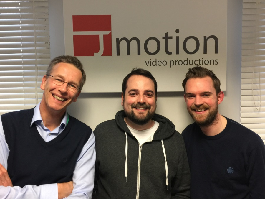 J motion video productions sponsors Best Use of Technology award