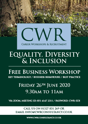 Equality, Diversity & Inclusion Workshop