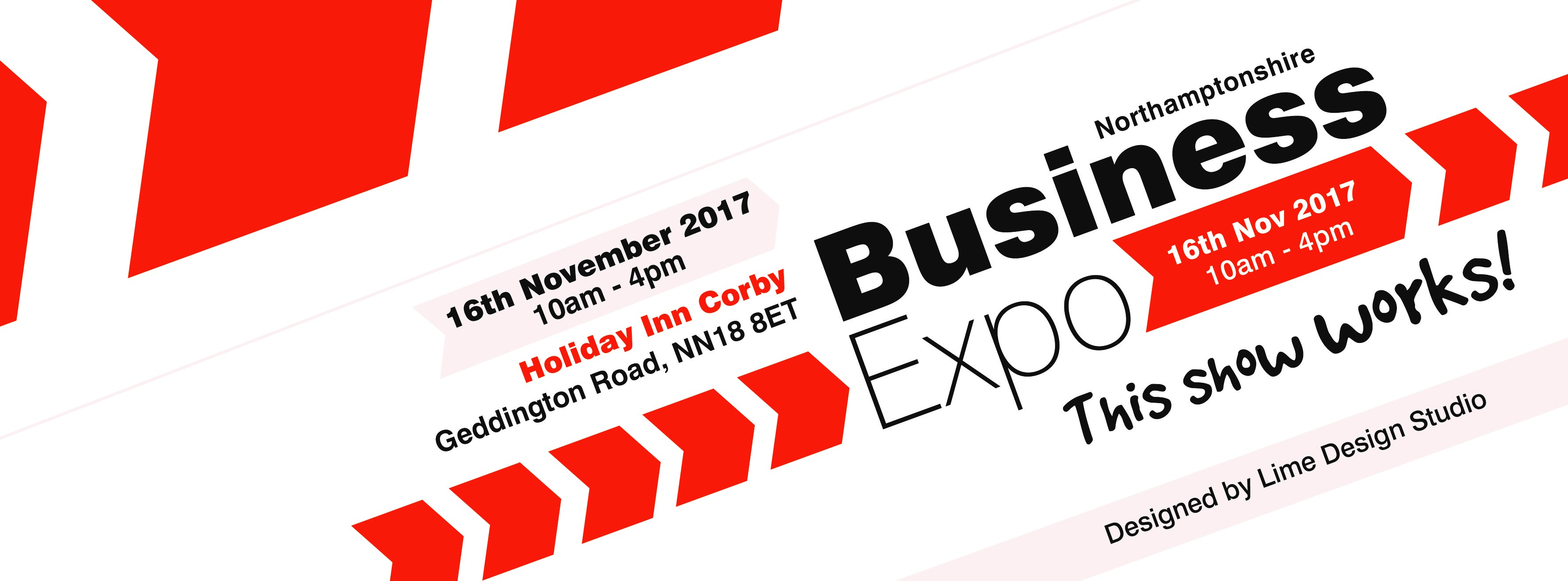 The Lowdown at Northamptonshire Business Expo - Corby