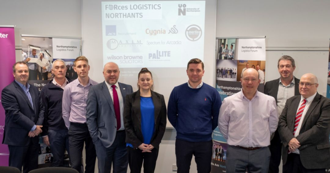 Wilson Browne supports Forces Northants Logistics