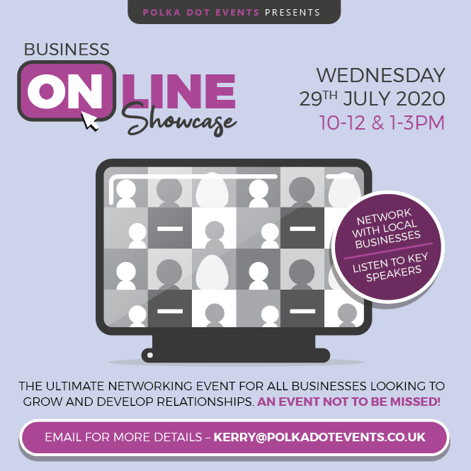 Network from the comfort of your home – Northamptonshire's first Business Online Showcase
