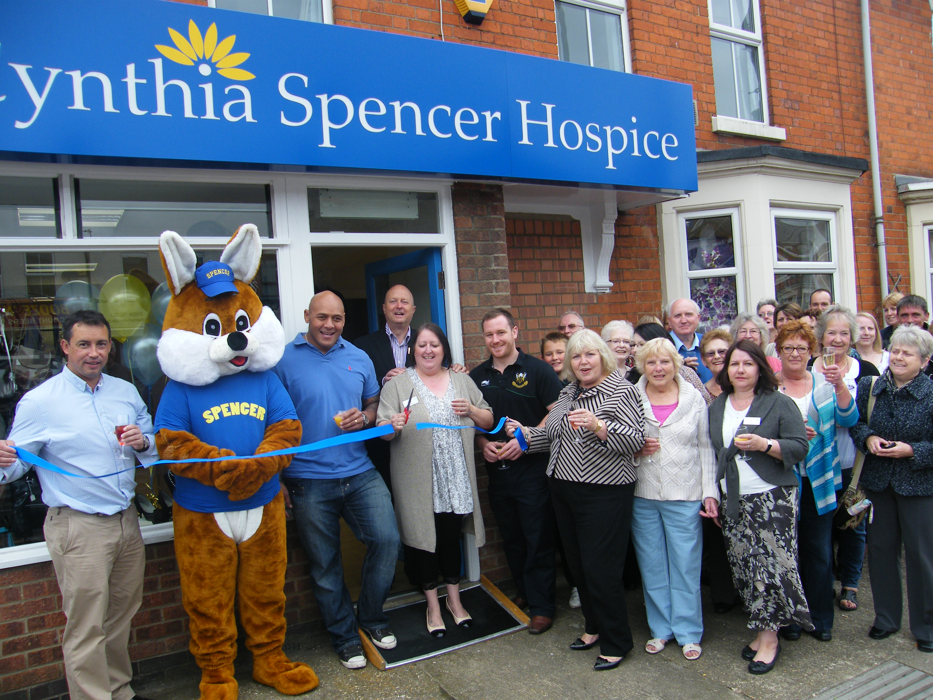 Cynthia Spencer Hospice closes St Leonard's Road shop due to the impact of the decline in high street trade and COVID19