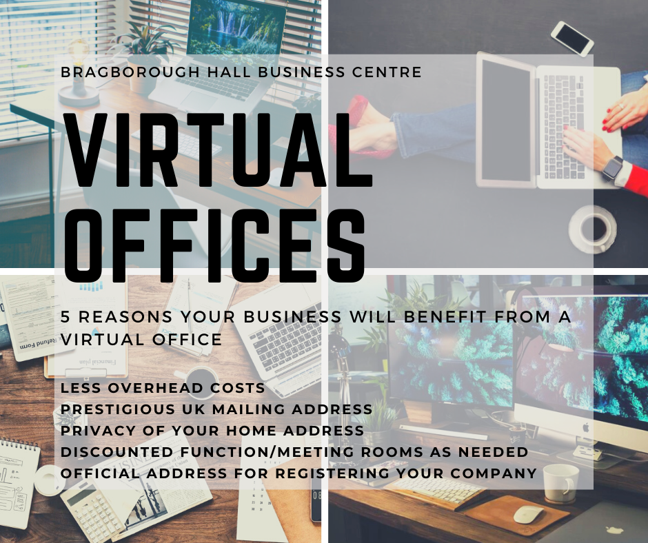 Virtual Offices @ Bragborough Hall Business Centre