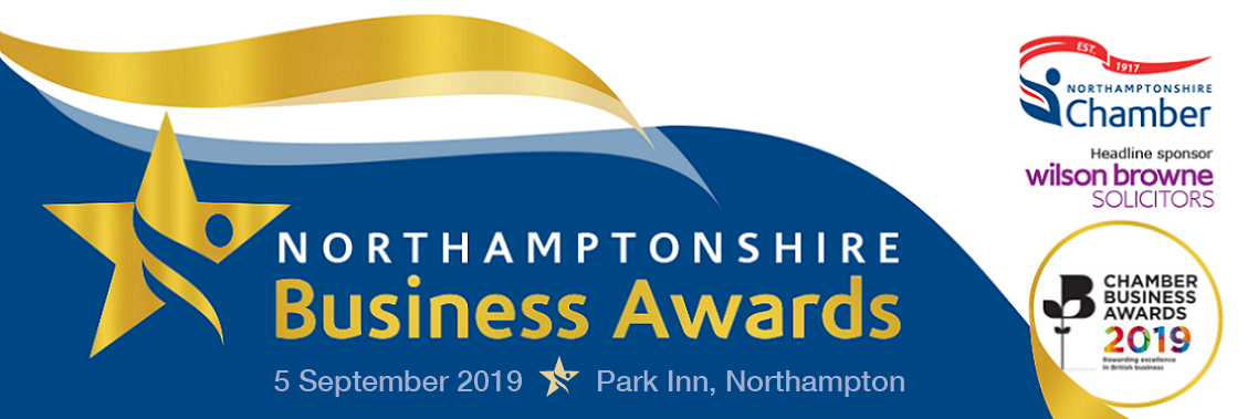 Northamptonshire Business Awards Ticket sales
