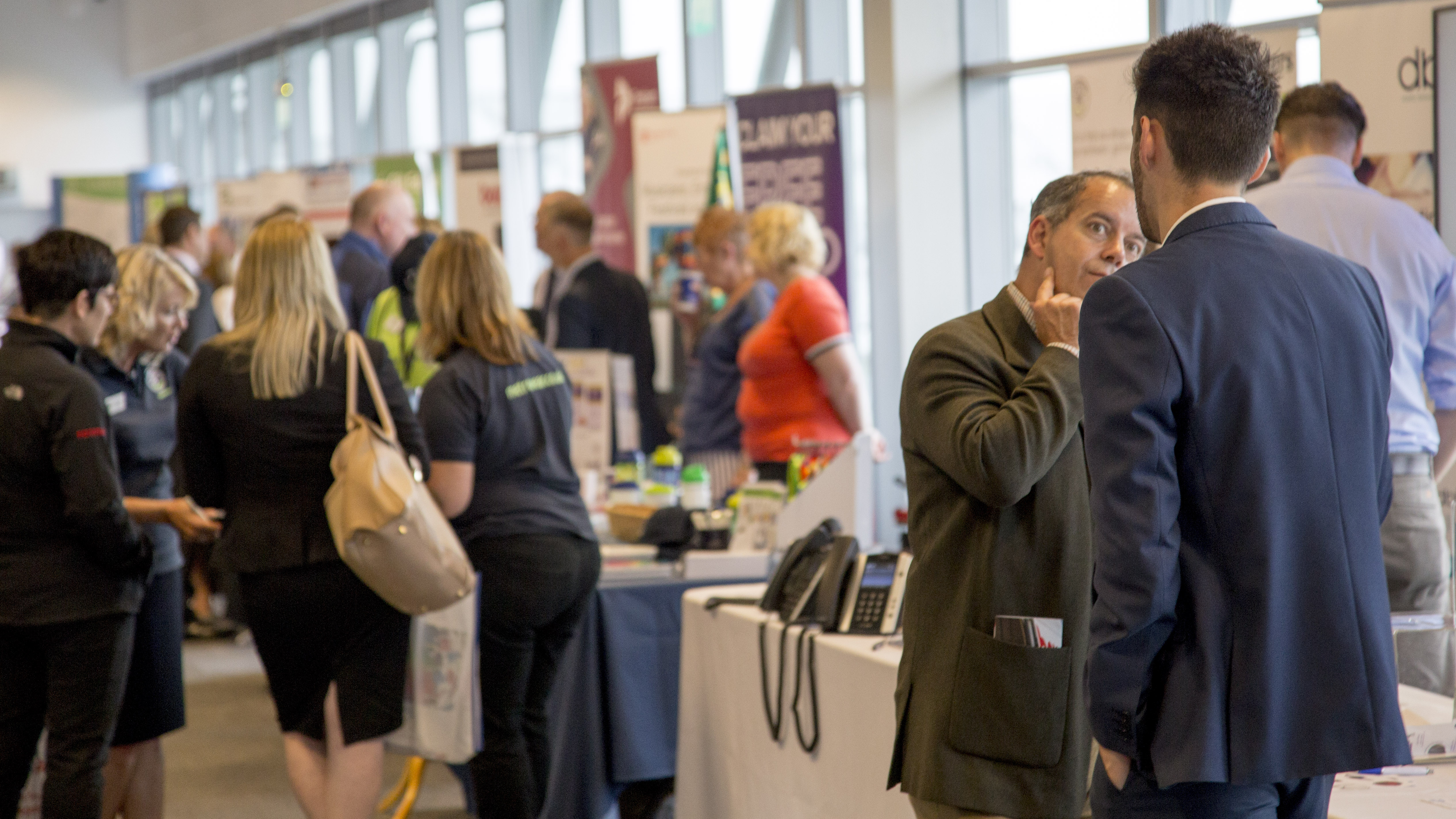 Exhibition Stand Northampton : Northamptonshire chamber announces first business exhibition of
