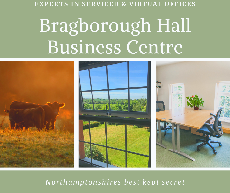Bragborough Hall Business Centre - Serviced Offices now the way forward