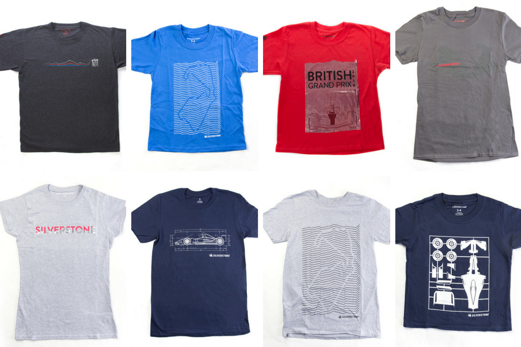 Students design Silverstone T-shirts in time for British Grand Prix ...