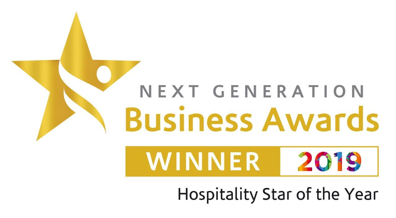 Holiday Inn Express Kettering Celebrate Next Generation Awards Win